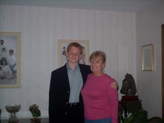 Sean & Mom-Mom | by glokbell