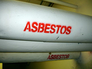 Asbestos | by daryl_mitchell