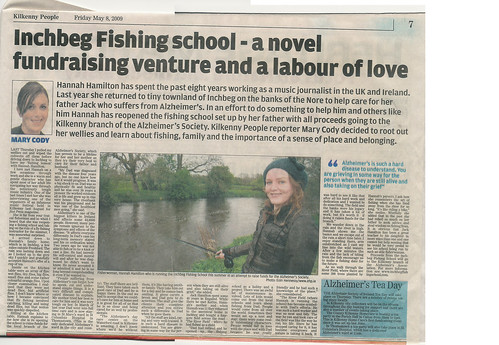Kilkenny People article on the IFS | by hannahgrrrl