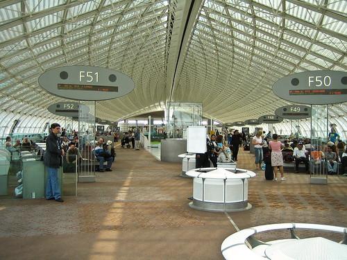 Aéroport de Paris Charles de Gaulle (Roissy)   by -[Eric]-