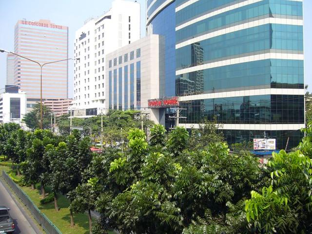 Forum Tower, Ratchada, Bangkok