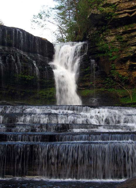 Cumming Falls, Jackson Co, TN