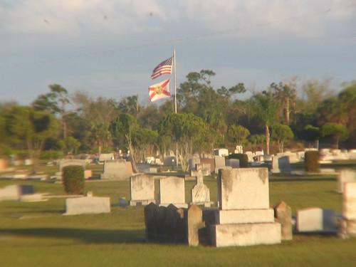 cemeteries geotagged florida flags puntagorda usflag