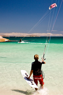 Kite Surfing - 22 | by michaelroper