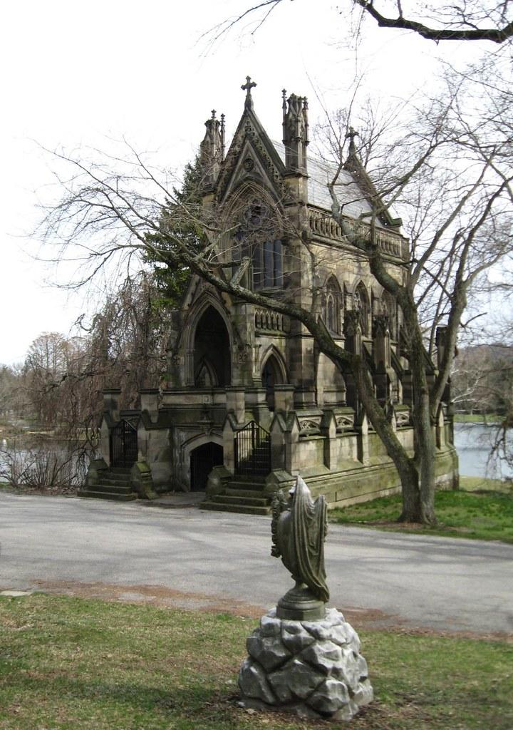 Dexter Mausoleum Spring Grove Cemetery Cincinnati Ohio