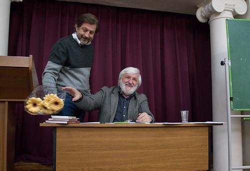 Дек 3 2015 - 18:44 - Встреча с Вальдемаром Вебером
