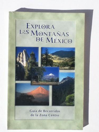 Books: Explora Las Montañas de México