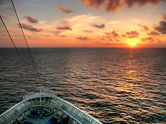 sunrise off the bow | by joiseyshowaa