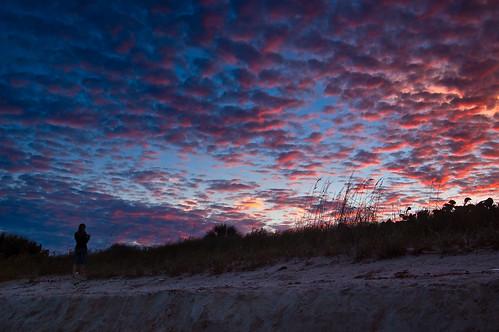 sunset florida sailorsdelight satellitebeach