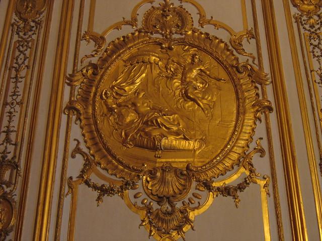 Wall detail, Hôtel de Soubise