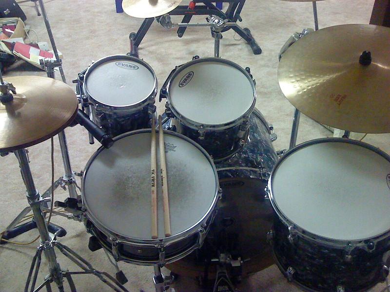 new drum configuration