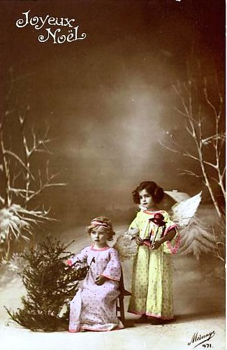 foto de Joyeux Noel ~ Vintage Postcard | chicks57 | Flickr
