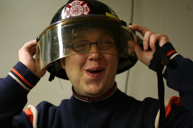 Terry the Fireman - Round II