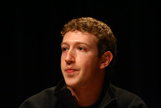 Mark Zuckerberg Facebook SXSWi 2008 Keynote | by deneyterrio