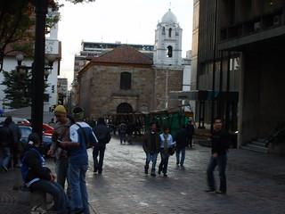 Iglesia de San Francisco centro Bogotá Colombia | by Edgar Zuniga Jr.