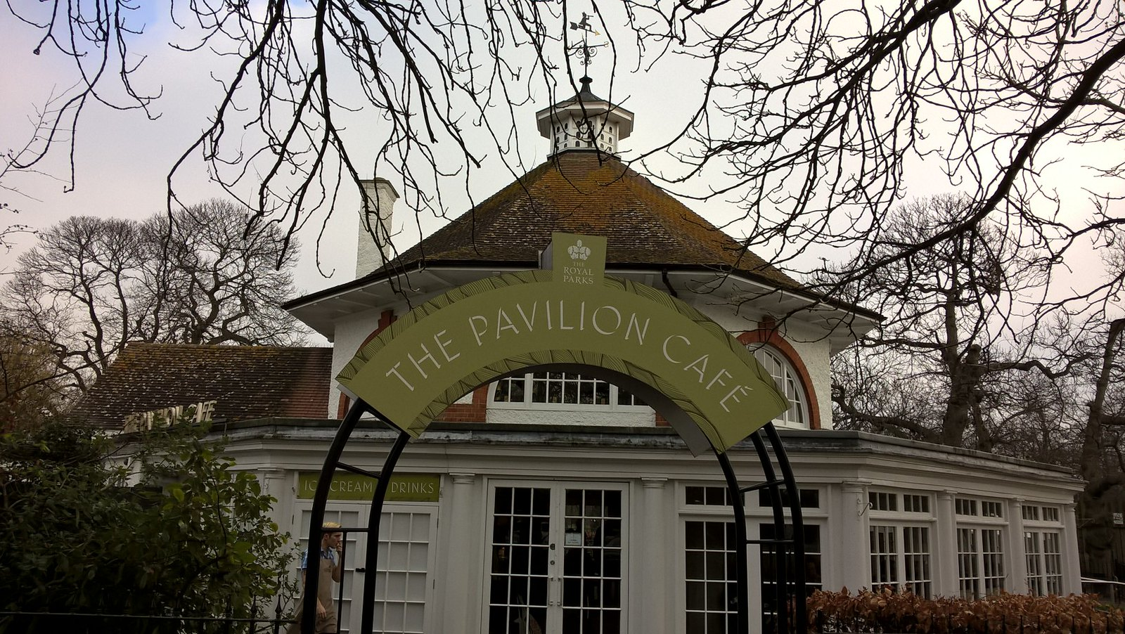 The Pavilion Cafe, Greenwich Park