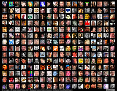 My social Network on Flickr, Facebook, Twitter and MyblogLog | by luc legay
