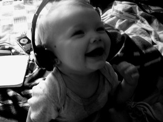 Music baby. | by cross-eyed doll