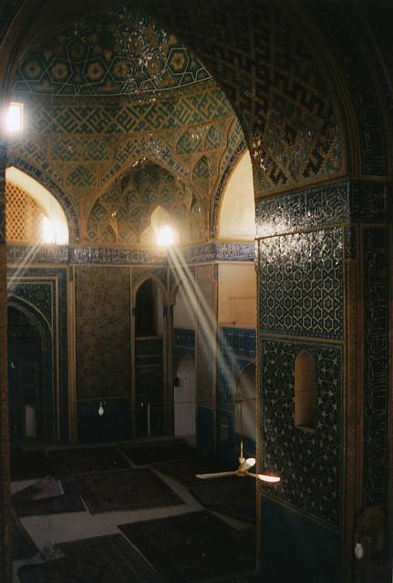 Mosquée (Yazd)