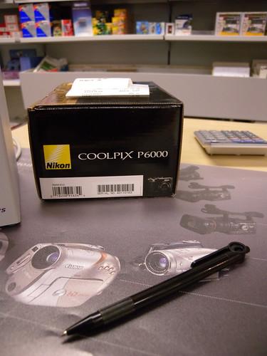 Nikon Coolpix P6000 | by jip