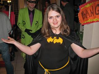 Bat Girl | by AaronLMGoodwin