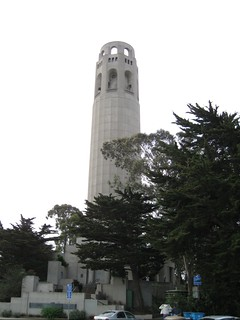 Coit Tower | by LostInBrittany