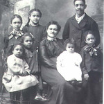 Elizabeth (Christian) and William Kelly Family