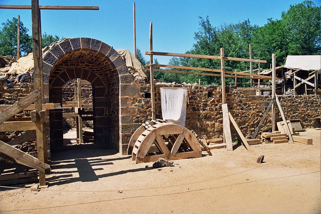 Guédelon - 20050618 - 038