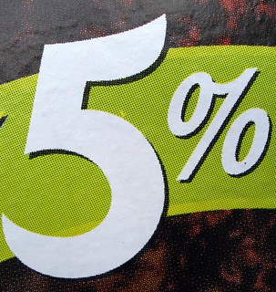 5% | by duncan