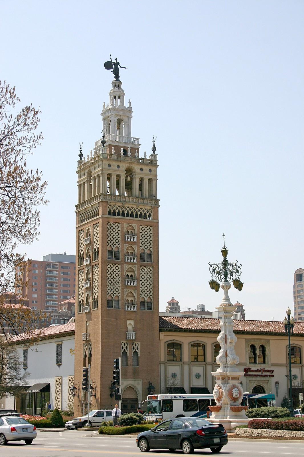 Giralda & Seville Light (Daytime)