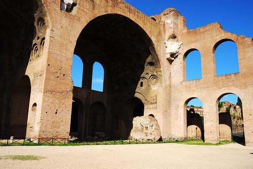 Roman Forum | by simmogem