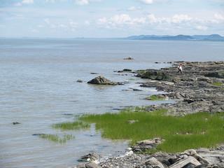 St. Lawrence River near Saint-Roch-des-Aulnaies #2