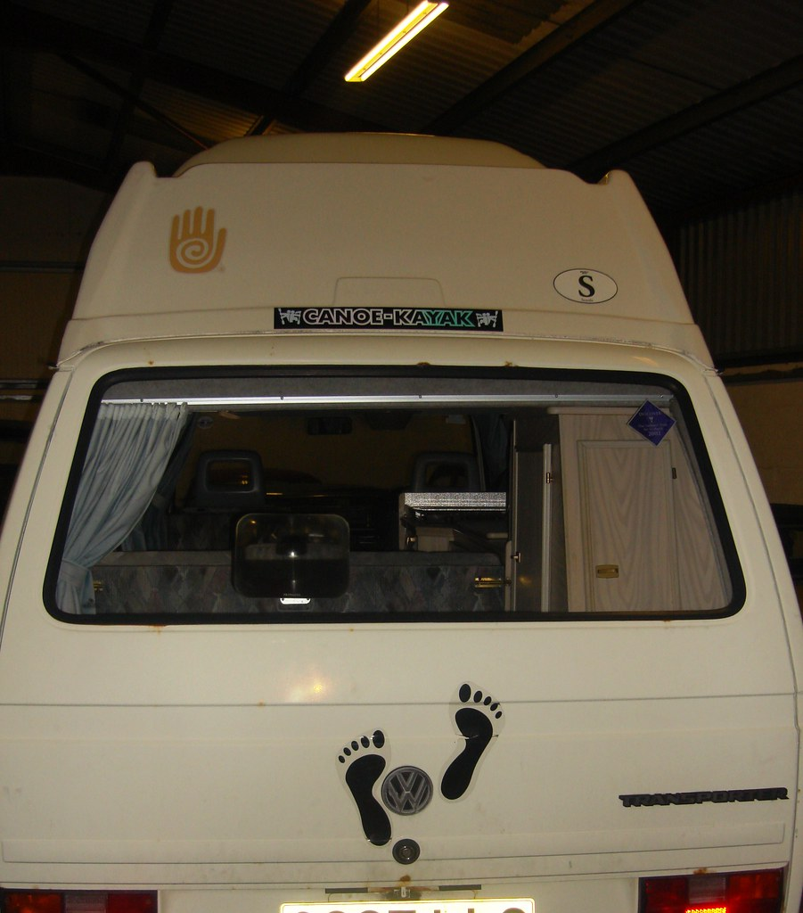 our new vw camper