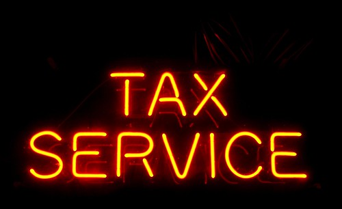 Tax Service | by Thomas Hawk