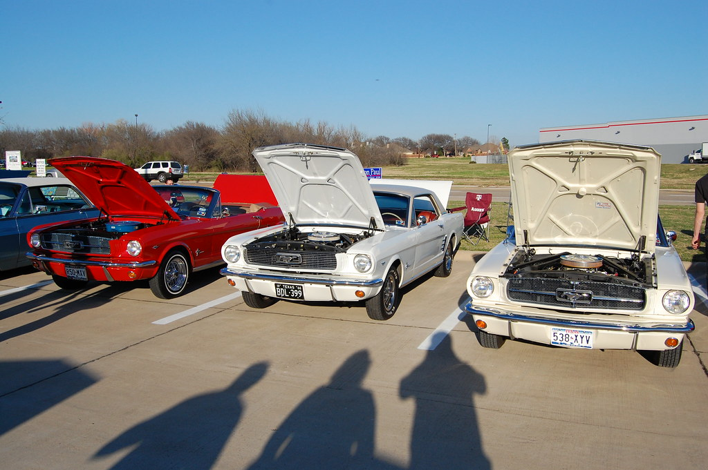 Christianclassiccruisers Car Show Birdville I S D Stadi Flickr