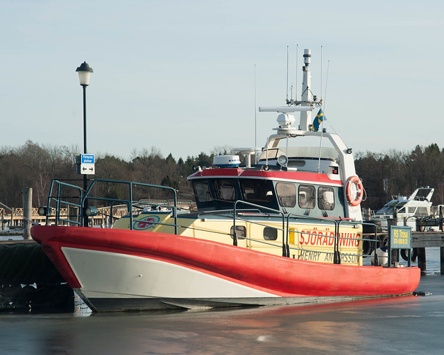 Rescue Henry Andersson