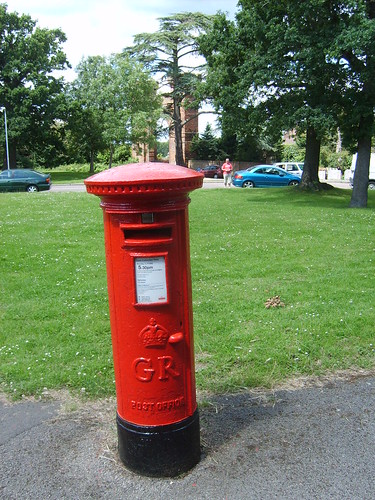 EN6 1NR postbox, July 2007 | by Potters Bar