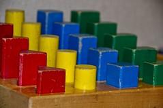 Shape blocks | by Valerie Everett