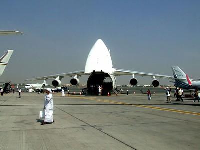 Antonov AN-124 Maximus Air Cargo