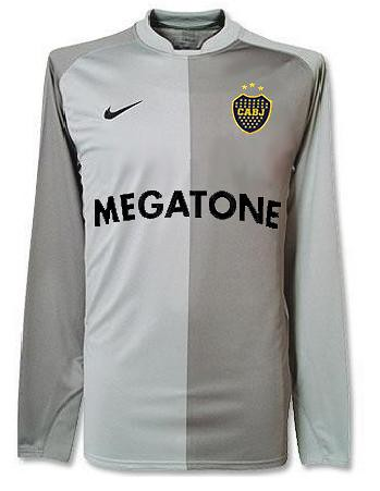 factory price 7dde6 16c9a Camiseta Arquero Boca Juniors 07 | Goalkeeper's_shirts | Flickr