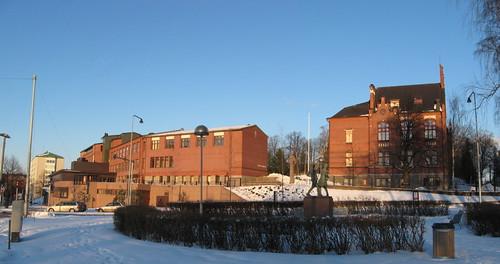 Yhteiskoulu Lahti