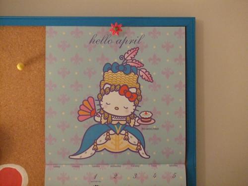 Maries Manor Hello Kitty: Hello Kitty As Marie Antoinette