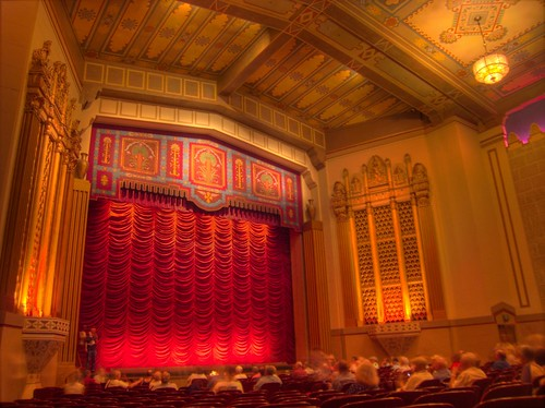 Stanford Theatre, Palo Alto, CA