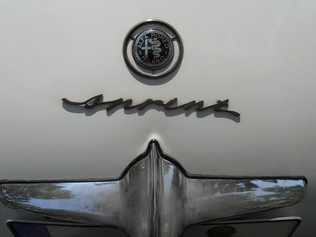 Alfa Romeo Giulietta Sprint Coupe 1600 (1961) -2