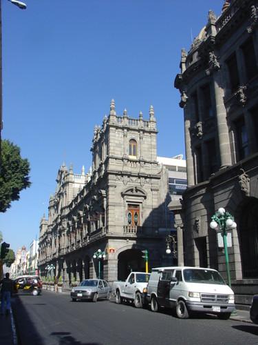 Day 36 - Día 36   Puebla city centre