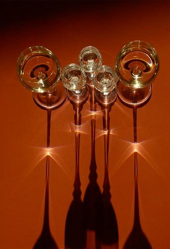 reflections shadows wine westvirginia wineglasses reisling