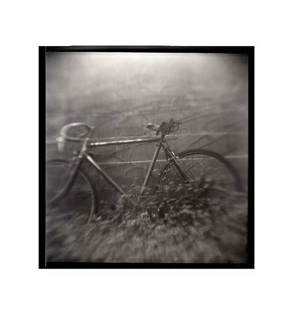 Hercules bicycle ( abandoned)