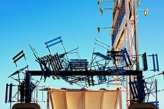 Chairs at the Gate