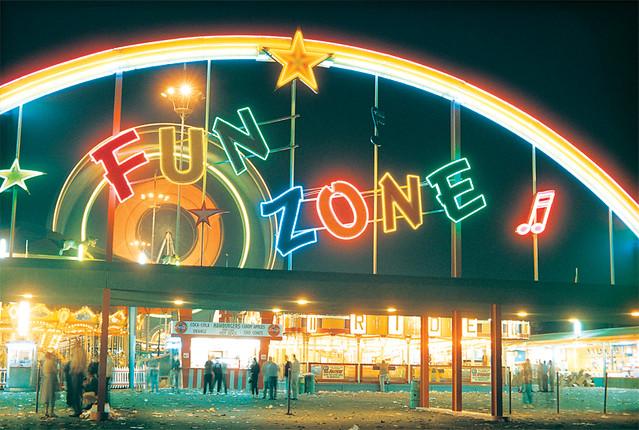 L.A. COUNTY FAIR - Fun Zone 1962