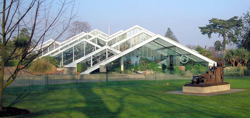 Princess Of Wales Conservatory Kew Gardens London Flickr